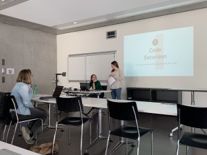 Code Excursion Mai 2019